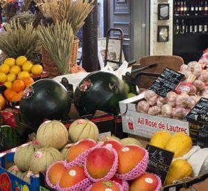 Market Hall in Antibes. Picture: Frauke Schlieckau