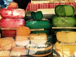 Französischer Käse. Foto: Frauke Schlieckau