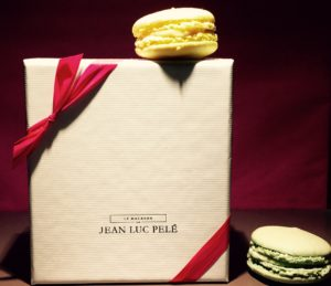 Homemade macarons. Picture: Jean Luc Péle