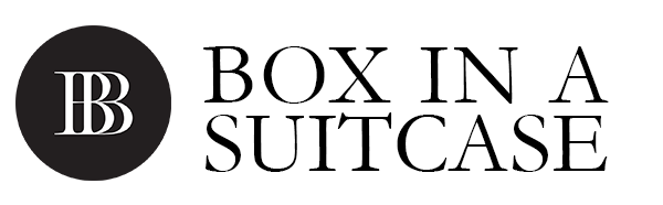 Box In A Suitcase by Bottega Berlin Productions